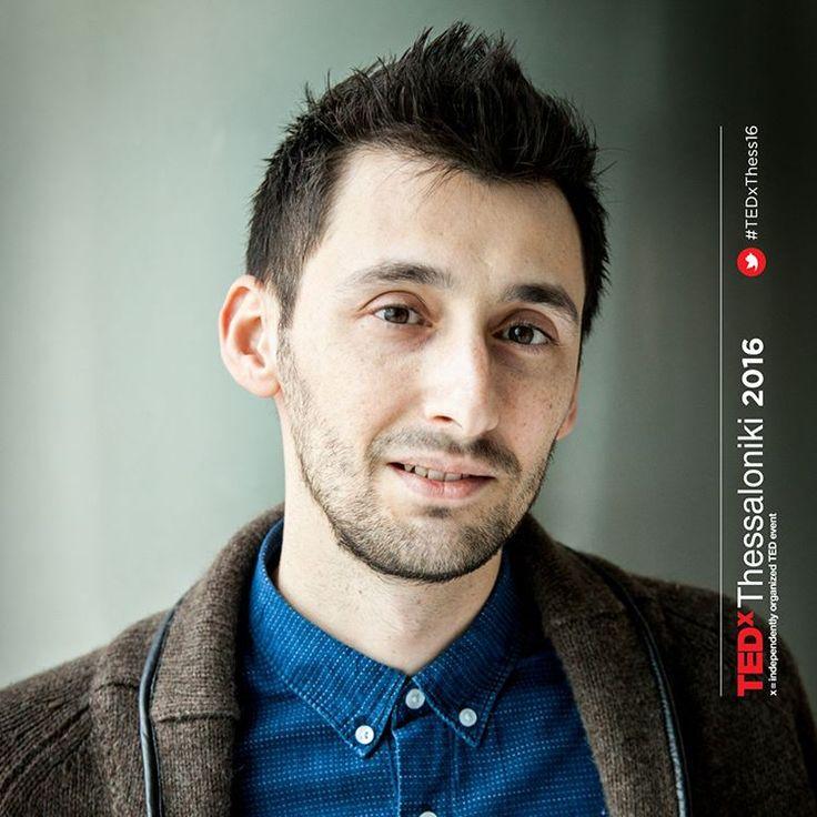 """""""Ο Γιώργος (@gkartaltzis) είναι ένα από τα μέλη που προστέθηκαν πρόσφατα στην ομάδα του TEDx Thessaloniki και μέσα από την πορεία προς το #TEDxThess16 ζει…"""""""