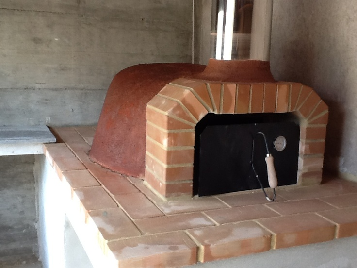 Napoli Domestic Woodburning Oven