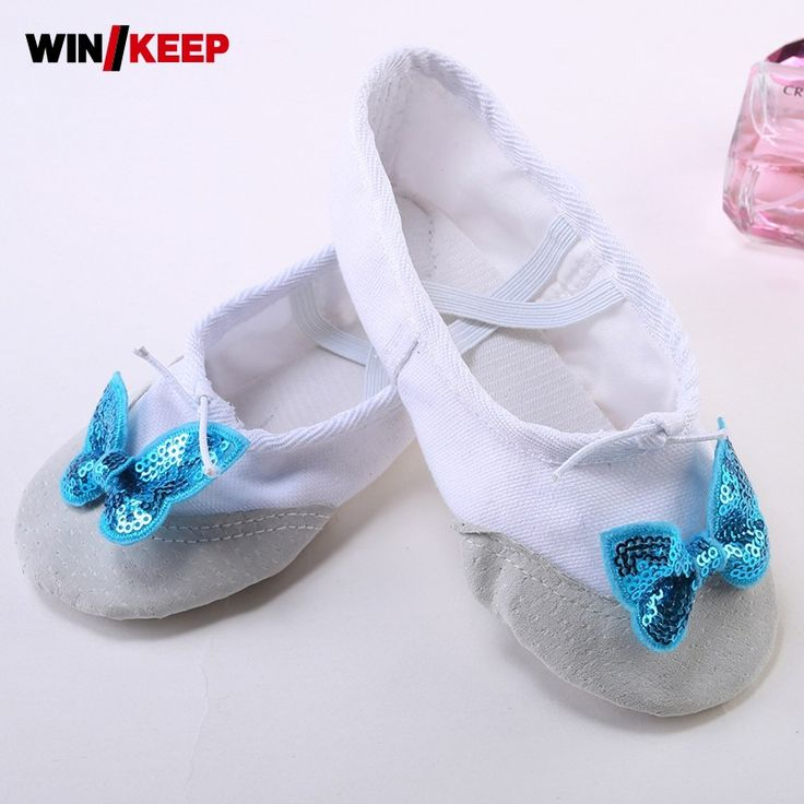 2017 New Summer Women Dabce Shoes Breathable For Dance Girls Bowknot Decoration Children Kids Lady Gym Shoes Free Shipping Red #Affiliate