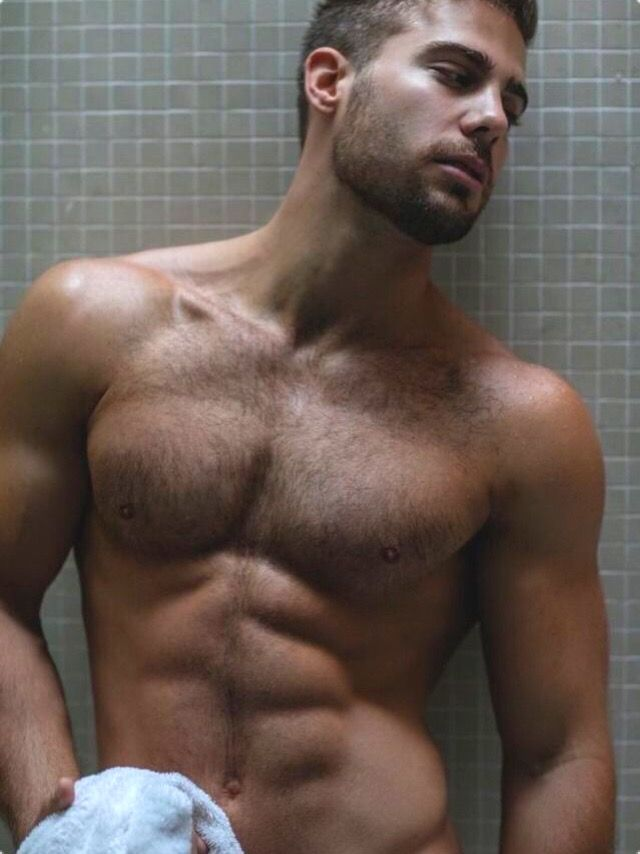 from Jay good looking gay men naked