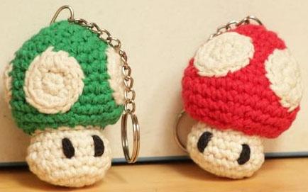 Honguitos Mario Bros.