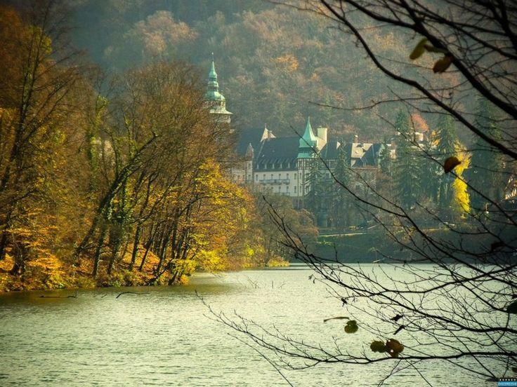 A lillafüredi ősz