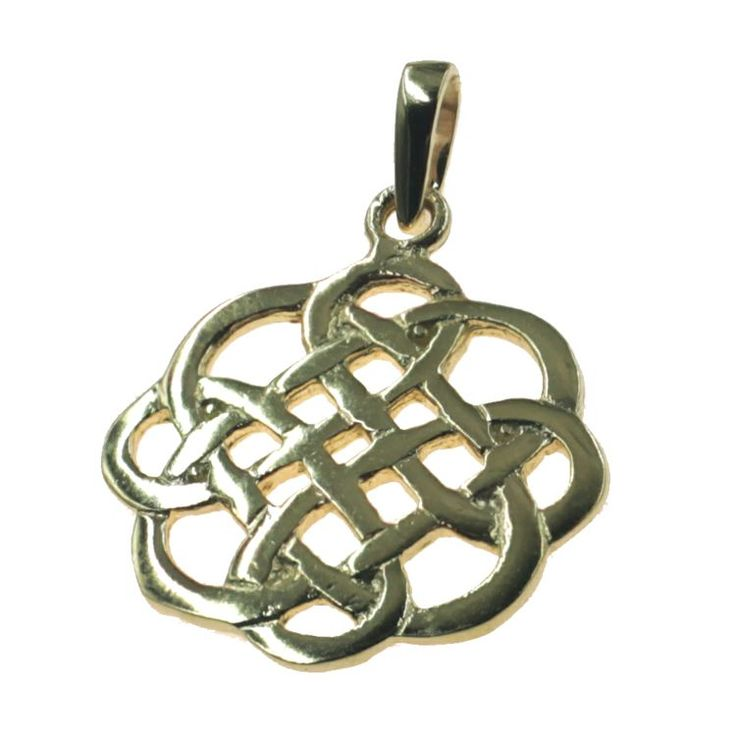 Buy our Australian made Celtic Pendant - P-0082 online. Explore our range of custom made chain jewellery, rings, pendants, earrings and charms.