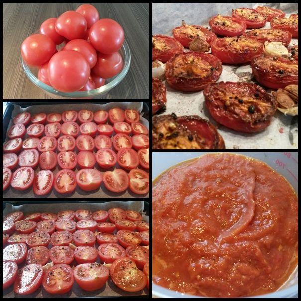 Følger du meg påFacebookogInstagram? :) Denne tomatsausen komponerte jeg i juli 2014 etter å ha lest sikkert hundre oppskrifter og artikler, så inspirasjonen ble hentet fra mange …