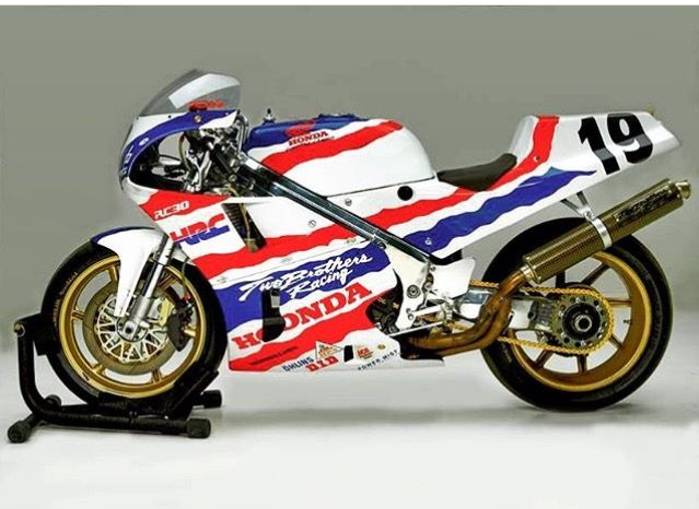 Freddie Spencer RC30 AMA Superbike 1992