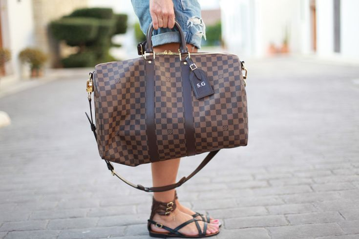 Weekend bag Keepall de Louis Vuitton