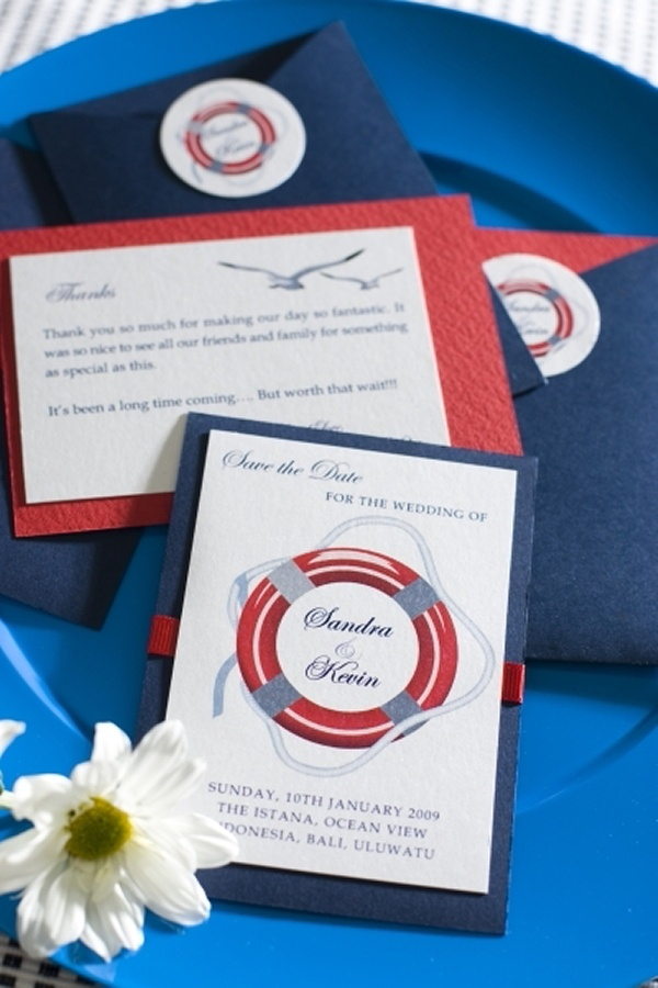 cruise wedding save the date announcement%0A   Love this Save the Date   Let u    s sail away on wedding invitations with a  nautical theme  Photography by Eu Lee