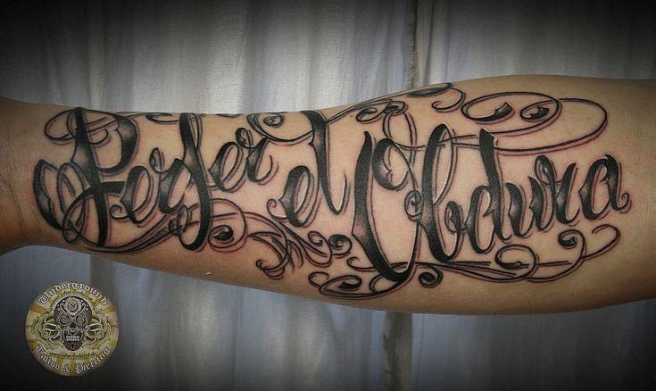 19 best script images on pinterest lyric tattoos for Latin tattoo fonts