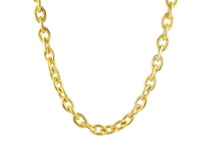 Small Oval Galahad Necklace
