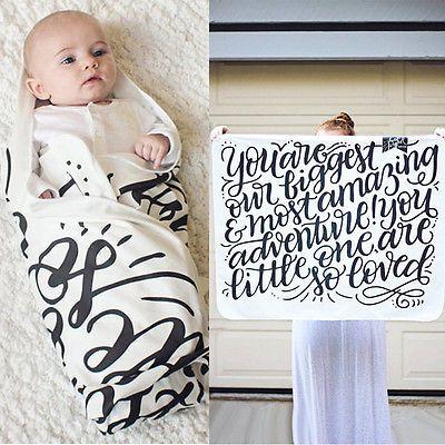 新生児の赤ちゃん男の子女の子幼児おくるみおくるみ綿毛布寝袋0-24メートルベビーキッズ寝具ブランケットおくるみ