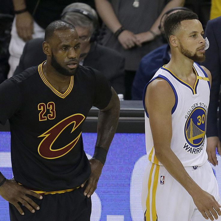LeBron James Congratulates Stephen Curry for Record-Breaking Warriors Contract | Bleacher Report