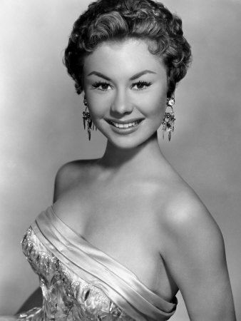 Mitzi Gaynor. I think she's fabulous. I mean, her name is Mitzi...