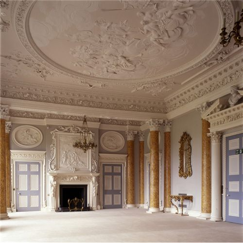 57 best edwardian interiors images on pinterest foyers for Georgian architecture interior design