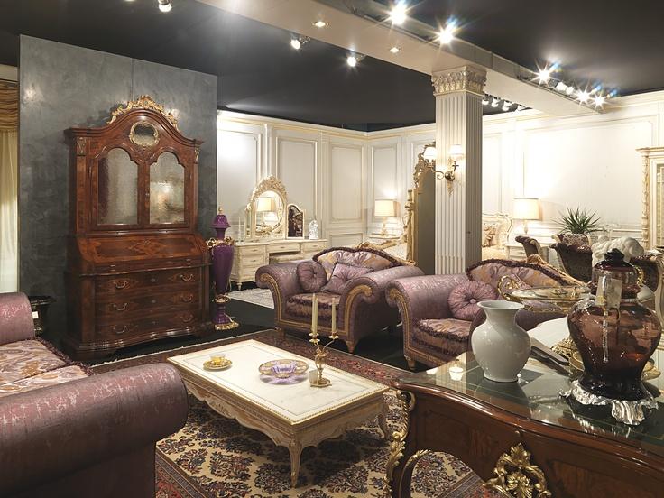Classic Furniture Vimercati Meda showroom 02