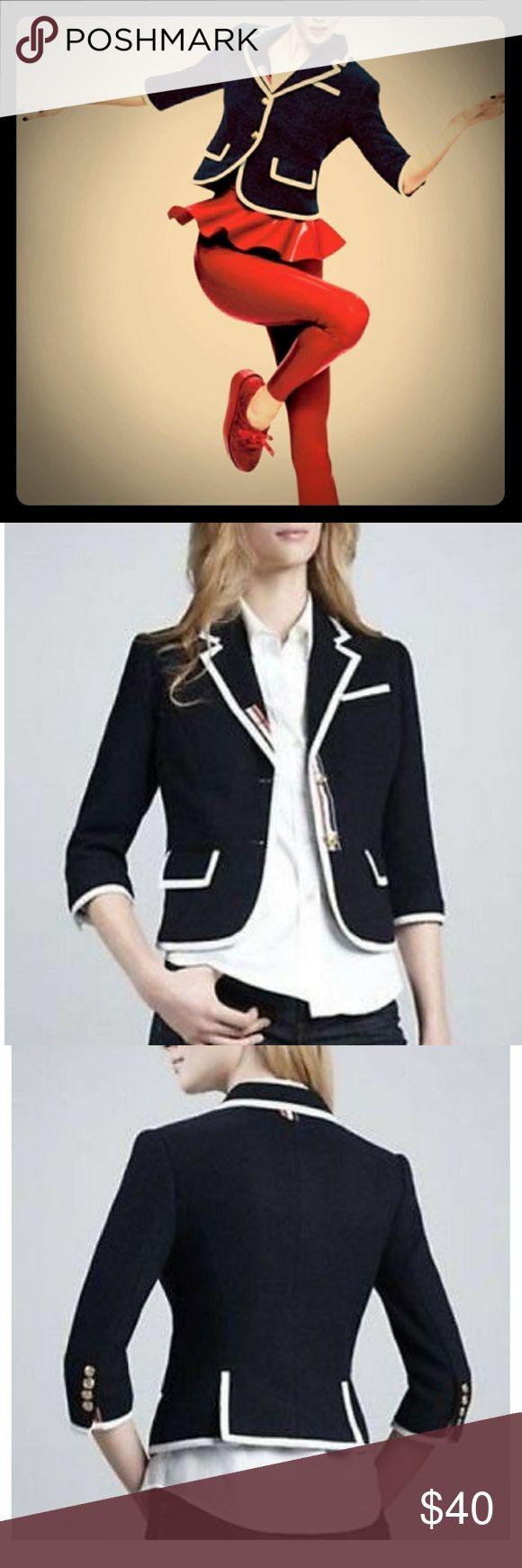 SALE🎉Thom Browne Neiman Marcus×Target Wool Blazer Good condition Thom Browne Jackets & Coats Blazers