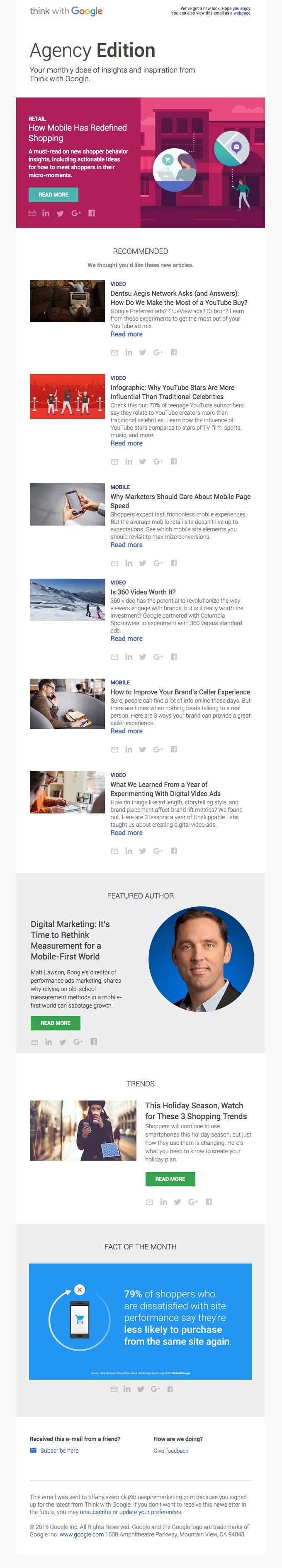 Popular youtube design star html html html html html html html - The Best Email Designs In The Universe That Came Into My Inbox