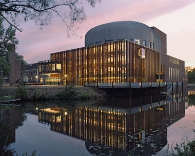 Theater De Spiegel, Zwolle, The Netherlands
