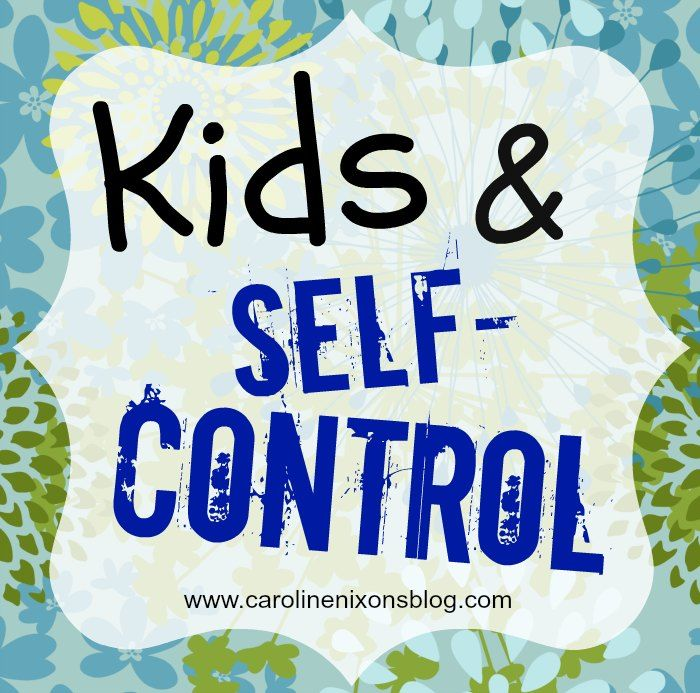 Simplifying Biblical Characteristics For My Kids Self