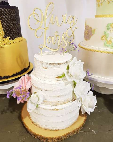 20 best Our Fave Wedding Cake Toppers 2017 images on Pinterest