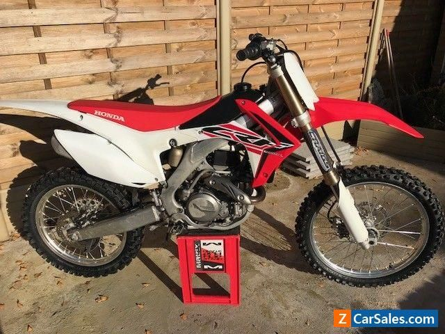 Honda CRF450R motocross bike #honda #crf #forsale #unitedkingdom