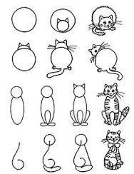 Afbeeldingsresultaat voor cartoon tekenen in stappen aap