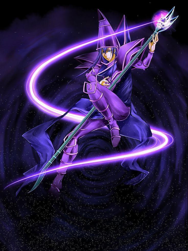 Best dark magician yugioh wallpaper these are high quality - Yugioh art wallpaper ...