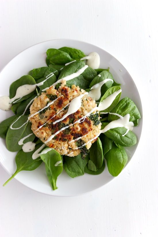 Parmesan, Kale and White Bean Burgers | Stuff to cook | Pinterest