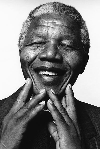 Nelson Mandela's Most Inspirational Quotes