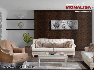Canapea Eleganta de Lux Vella | Pret Canapele elegante extensibile