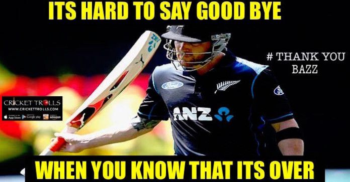 #NZvsAUS #AUSvsNZ #Blackcaps #ThankYouBazz #BrendonMcCullum  Thank you Brendon McCullum : One of the greatest entertainer of cricket  http://www.crickettrolls.com/2016/02/08/good-bye-brendon-mccullum/
