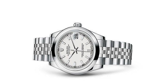 Rolex Datejust 31 Watch: 904L steel - 178240