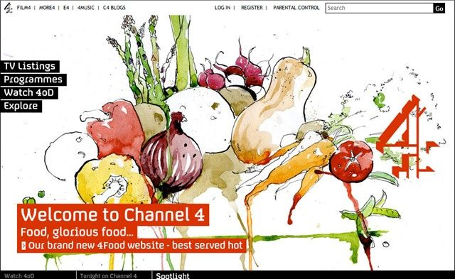 George Butler Reportage Illustrator 4Food