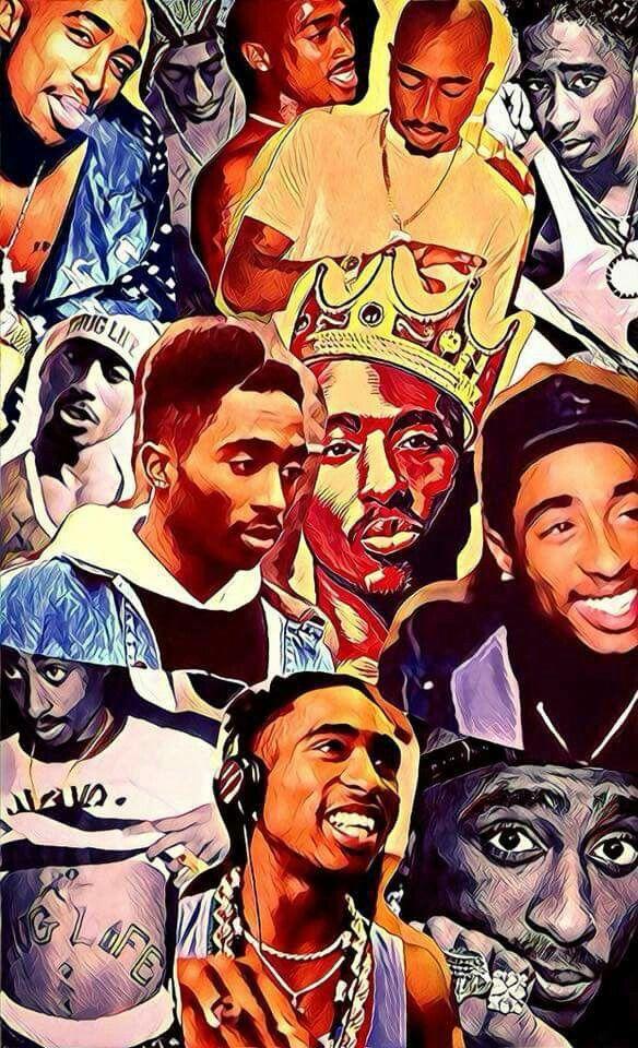 Pin By Stephanie Martinez On 2pac Rap Album Covers Rap Albums 2pac Wallpaper