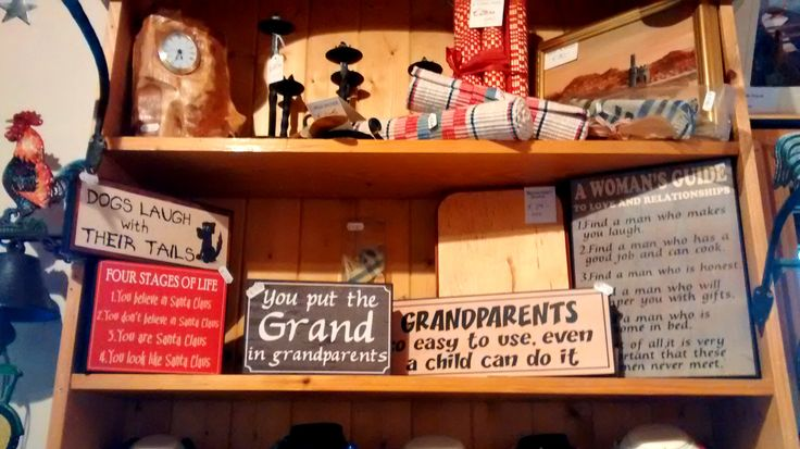 Fun novelty signs, stock filler from €5.50 Una Bhan Traditional Craft & Gift Shop, Boyle, Co Roscommon, Ireland.