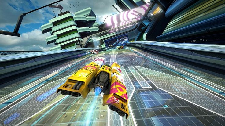Top UK: WipEout Omega Collection UK Sales Lead 3DS Nintendo Switch PC PS3 PS4 Vita WipEout Omega Collection Xbox 360 Xbox One
