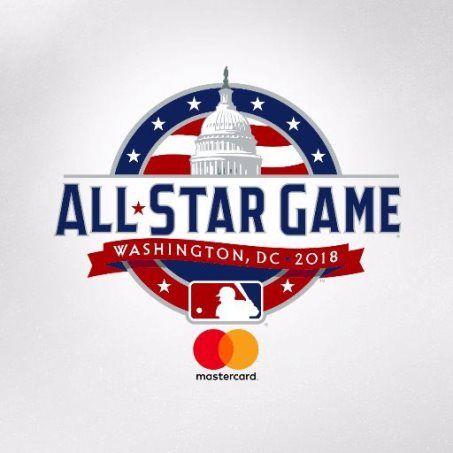 Dieron a conocer el logo oficial del Juego de las Estrellas 2018 #Beisbol #Deportes