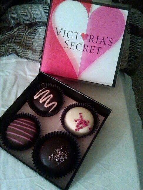 Victoria's Secret Parisian-style macarons