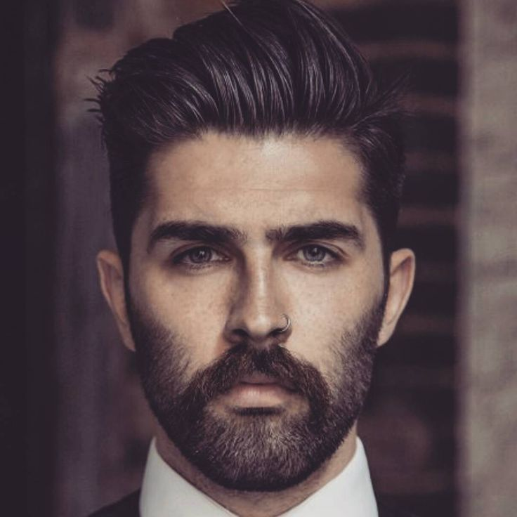 short hair beard styles men the 25 best beard ideas on beard 7740 | bb4de09dfc731b3c48f2332988d26980 hairstyles haircuts brush back hairstyles men