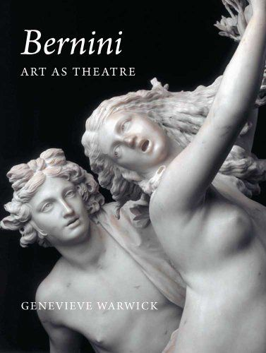 Bernini: Art as Theatre by Ms. Genevieve Warwick. Save 29 Off!. $38.82. Publication: January 15, 2013. Publisher: Yale University Press (January 15, 2013). 224 pages