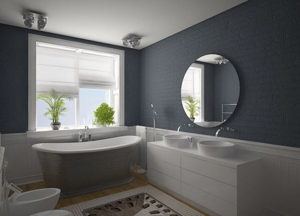 25 Best Ideas About Grey Minimalist Bathrooms On Pinterest Modern Bathrooms Modern Bathroom