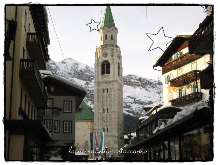 Campanile a Cortina d'Ampezzo (BL)