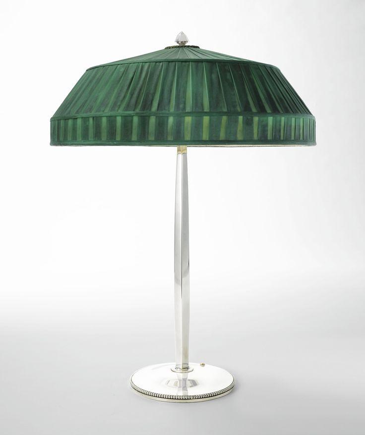 a continental art deco table la ||| lighting ||| sotheby's n09650lot98h5men