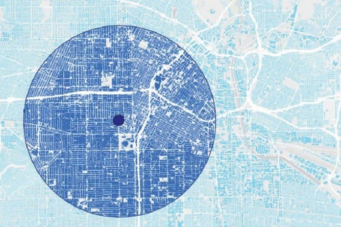 Local urban heat island impacts are actually relies on a city's layout