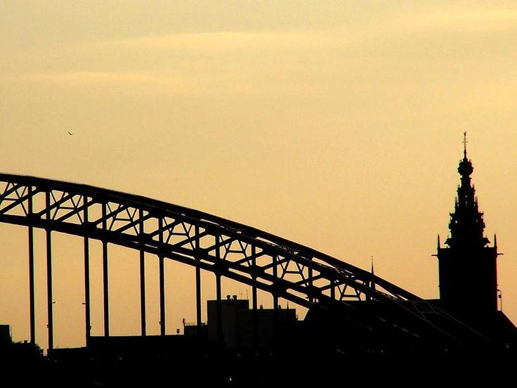 Nijmegen Waalbrug St.Stevenstoren