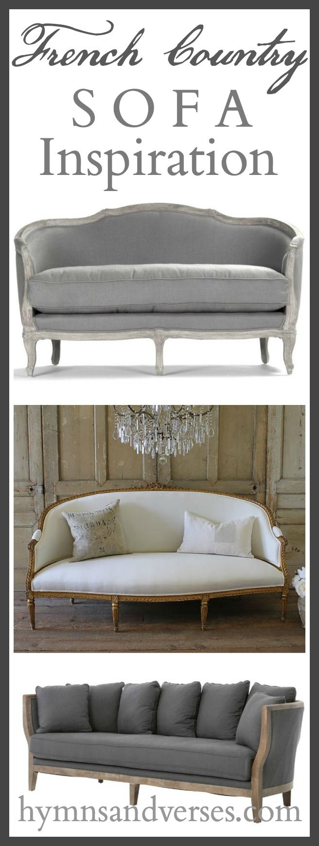 Best 25 country sofas ideas on pinterest french country sofa diy sofa table and entry table diy - French country sectional sofas ...