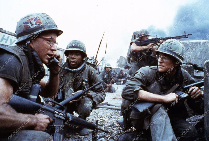 Arliss Howard Matthew Modine film Full Metal Jacket 35m-3046