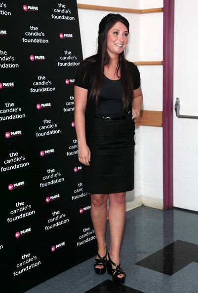 "Bristol Palin Photos - Bristol Palin attends"" The Harsh Truth: Teen Moms Tell All"" Town Hall Meeting sponsored by The Candie's Foundation at Lighthouse International Conference Center on May 5, 2010 in New York City. - ""The Harsh Truth: Teen Moms Tell All"" Sposored By The Candie's Foundation"