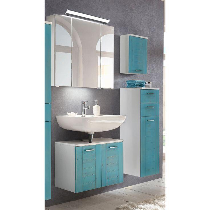Die besten 25+ Bad blau Ideen auf Pinterest blaue Badezimmer - bad blau braun