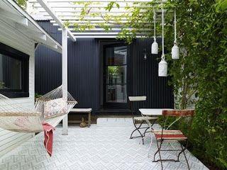 Our Sound Home: Pergola  Patio Inspiration