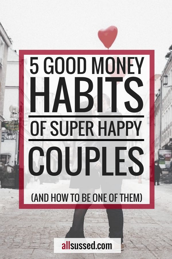 money habits of happy couples personal finance basics
